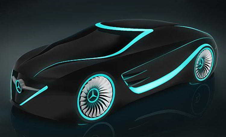 Mercedes-Tron-concept-car-1
